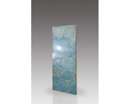 Камін S аквамариновий 1648FPL9ShL613