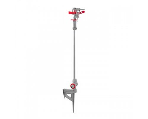 Дождеватель пульсирующий с полной/частичной зоной полива на штанге INTERTOOL GE-0067