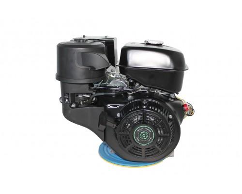 Двигатель бензиновый GrunWelt GW460F-S (18 л.с., шпонка)