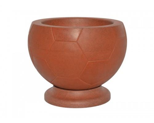 Вазон уличный Футбольный мяч (без подставки)