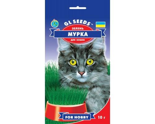 Пряности Зелень для кошки Мурка
