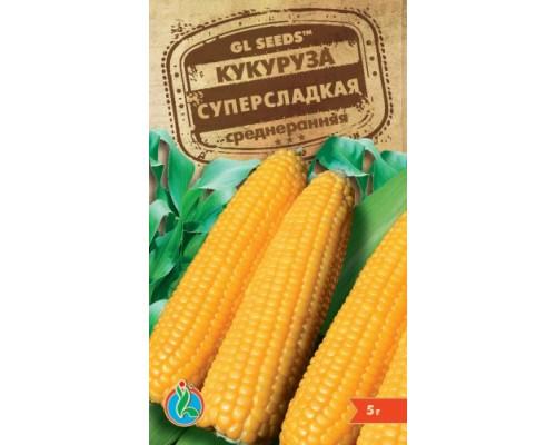 Кукуруза суперсладкая