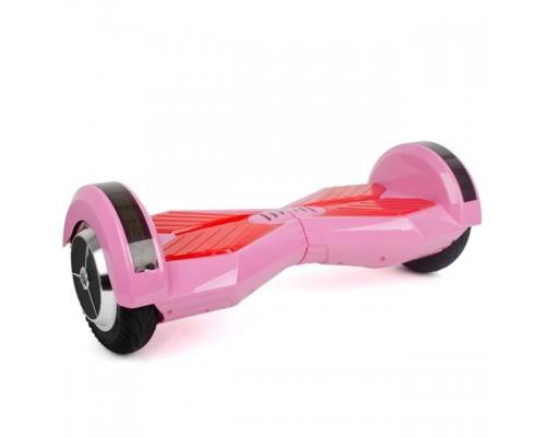 "Гироборд-скутер электрический 4400 мАч, колеса 8"" Pink SS-0806"