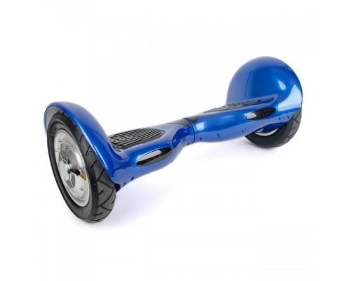 "Гироборд-скутер электрический 4400 мАч, колеса 10"" Blue SS-1002"