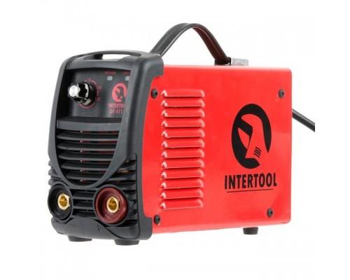 Сварочный инвертор 230В, 20-160А, 6.5kВт, электрод 1,5-4,0 INTERTOOL DT-4116
