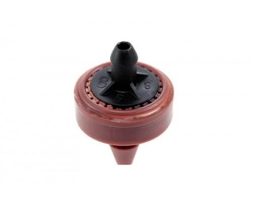 Капельница садовая Presto-PS дозировано-компесированная на 8 л/ч, в упаковке - 50 шт. (0408)