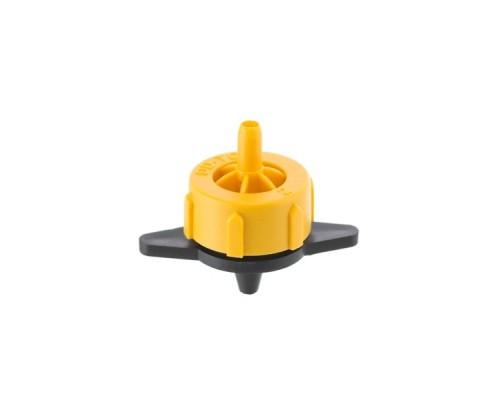 Капельница садовая Presto-PS компенсированная на 2 л/ч, в упаковке - 10 шт. (PCT-0102)