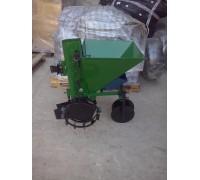 Картофелесажалка для мотоблока ТМ АРА (35 л, бункер для удобрений)