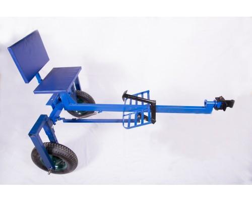 Адаптер мотоблочный ТМ АРА (тачковые колеса)