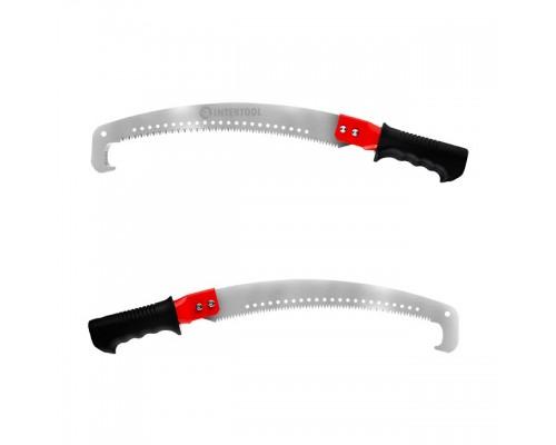 Ножовка садовая с крюком, полотно 350 мм INTERTOOL HT-3150