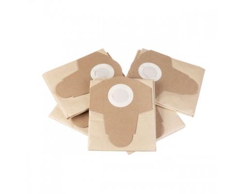 Фильтр-мешок бумажный к пылесосу DT-1020/DT-1030 ( 5 шт) INTERTOOL DT-1034