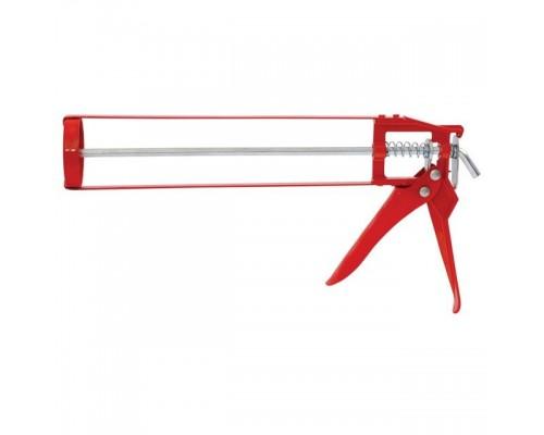 Пистолет для выдавливания силикона каркасный INTERTOOL HT-0022