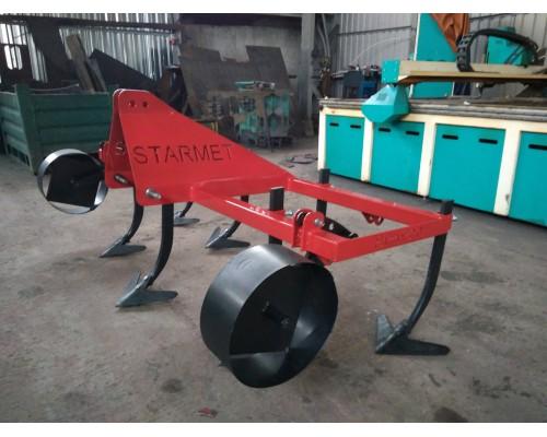 Культиватор сплошной обработки STARmet 2 м тракторный