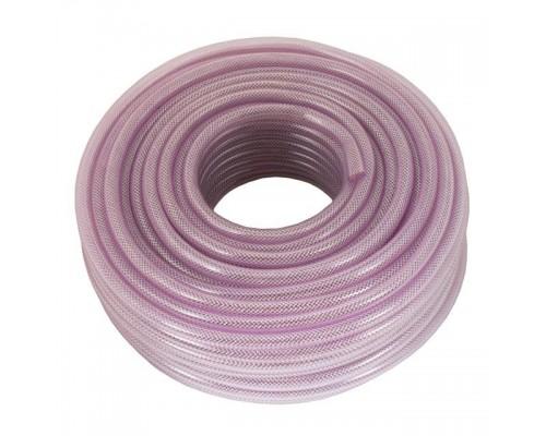 Шланг PVC высокого давления армированный 10 мм, 50 м INTERTOOL PT-1742