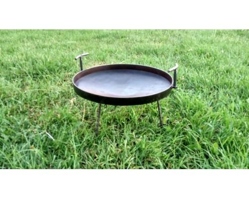 Сковорода из диска 30 см для пикника