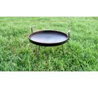 Сковорода из диска 40 см для пикника