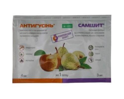 Антигусень®+Самшит®