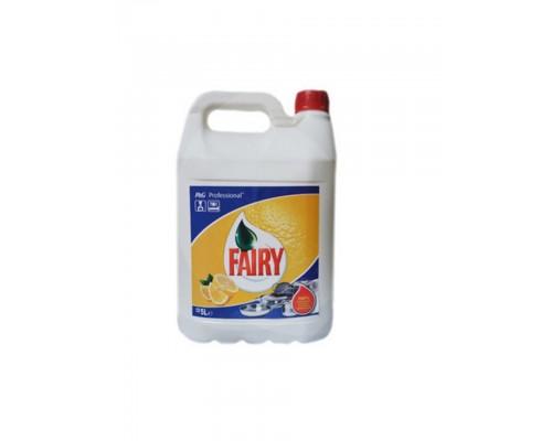 Fairy для мытья посуды 5 л цитрус