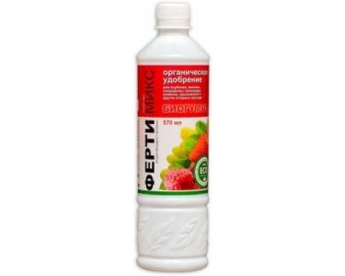 Биогумус ФЕРТИмикс для ягодных культур
