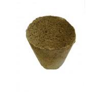 Торфяные горшки круглые, Украина,1 шт. (6х6см)